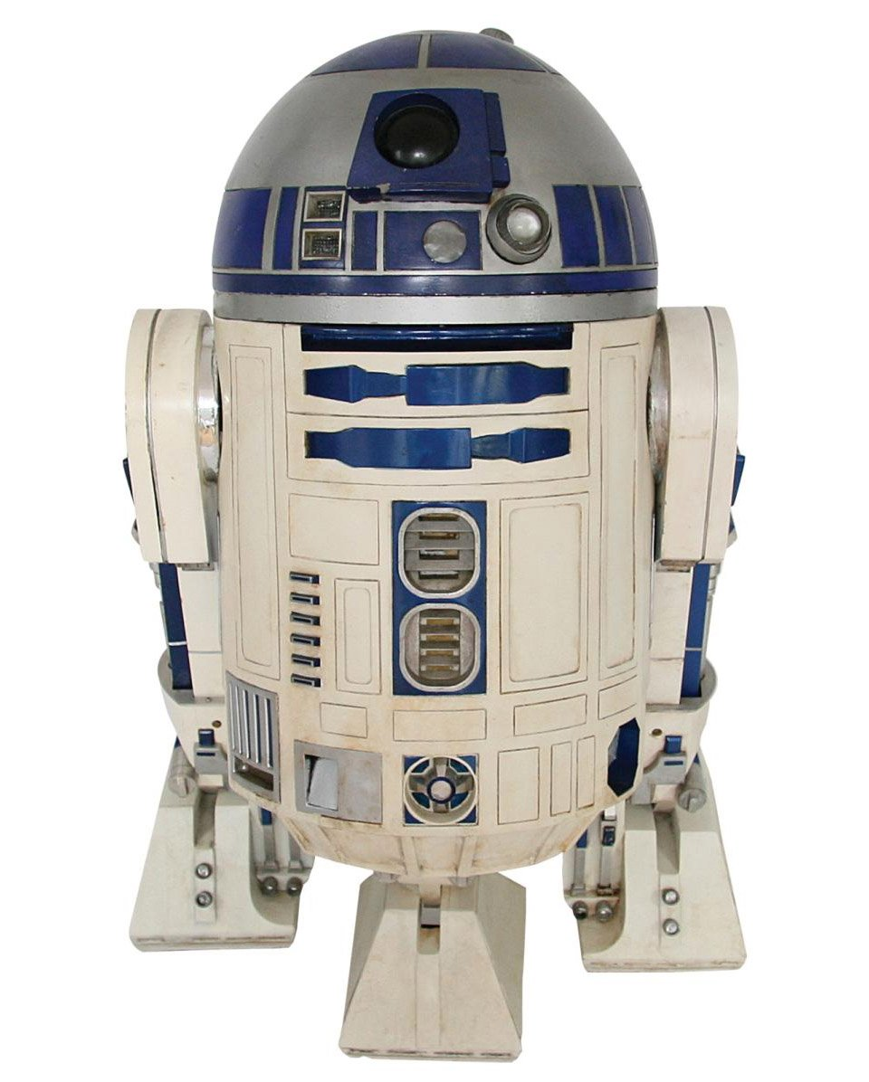 Original R2-D2 Sells For Hefty Price