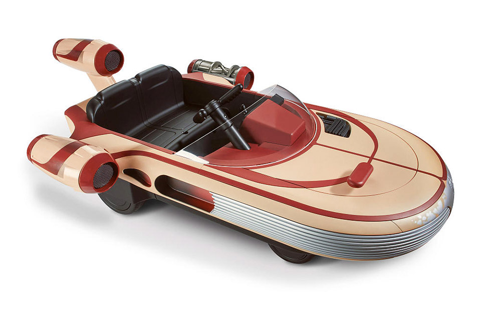 First official Star Wars Landspeeder goes on sale