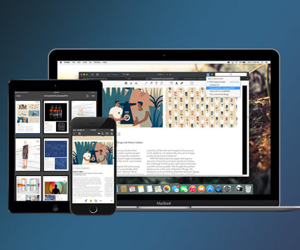 Make Editing PDFs a Breeze with This Handy Mac App