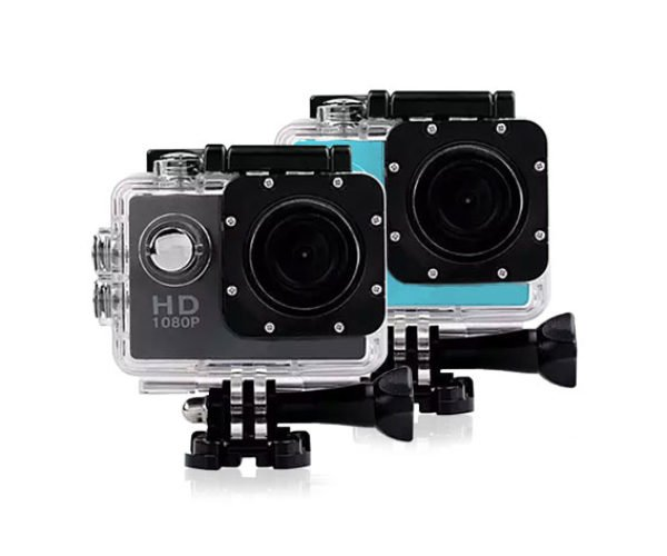Capture Perfect Shots with This Bargain-Priced Action Camera
