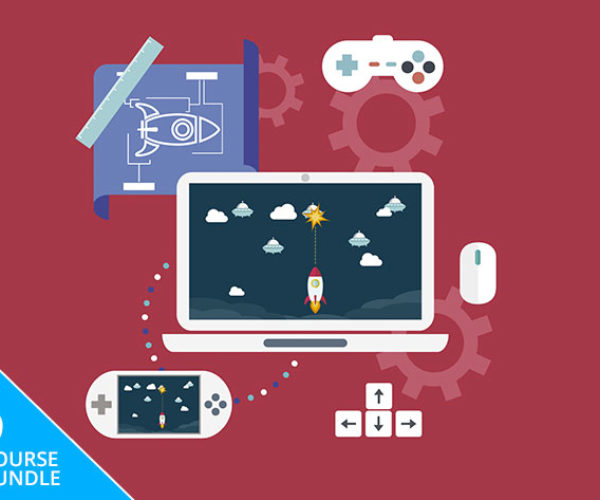 Learn to Make Video Games with The Zero to Hero Game Developer Bundle