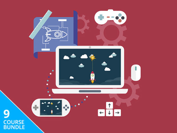 Learn to Make Video Games with The Zero to Hero Game Developer Bundle - Technabob