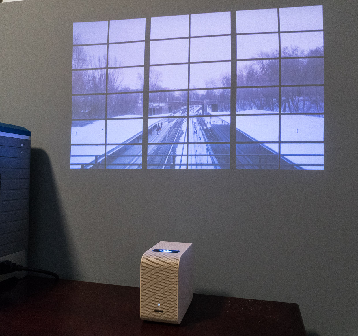 Sony Lspx P1 Short Throw Projector Review Brighten Up Any
