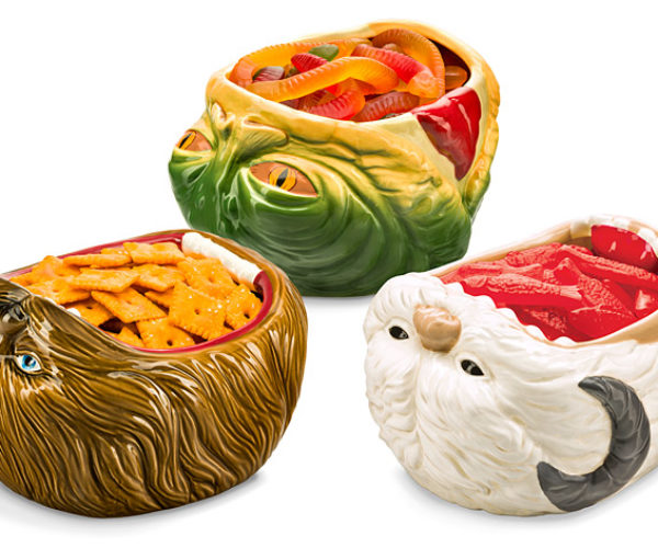 Star Wars Snack Bowls Fill Your Sarlacc Pit with Nummies