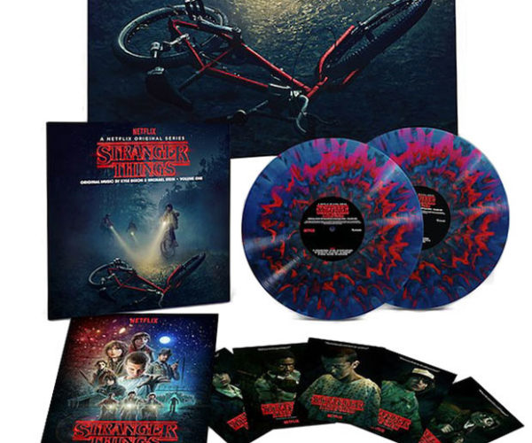 Stranger Things Vinyl Record Should Only Play Upside-down