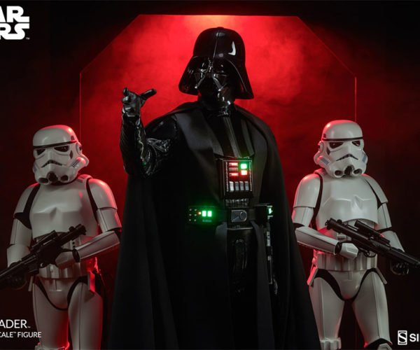 Legendary Scale Darth Vader Figure's Price Tag is Pure Dark Side
