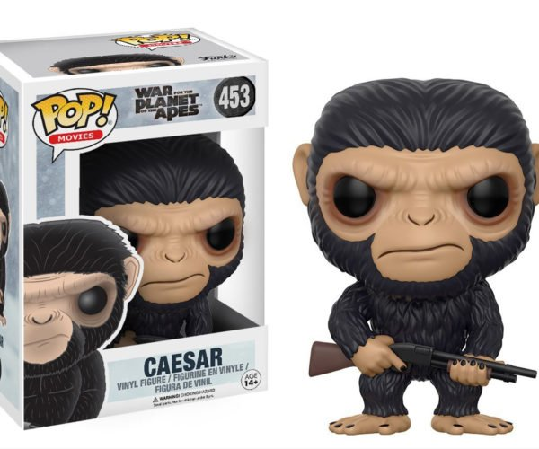 War for the Planet of the Apes POP! Action Figures