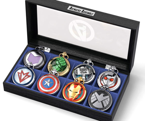 Avengers Pocket Watch Collection: For a MARVELous Time
