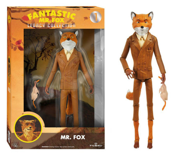 Funko x Fantastic Mr. Fox: For DIY Wes Anderson Animation