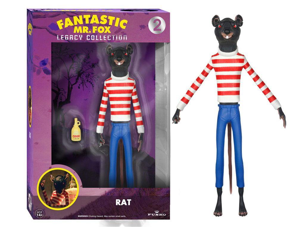 Funko X Fantastic Mr Fox For Diy Wes Anderson Animation