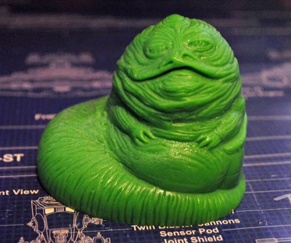 Jabba the Hutt Soap Doesn't Smell as Gross as It Looks