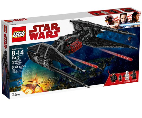 LEGO Star Wars: The Last Jedi Sets Break Cover