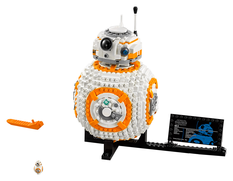 Lego star wars the last jedi sets break cover technabob - Image star wars lego ...