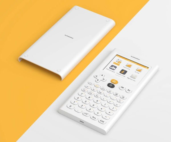 Numworks Updates the Graphing Calculator for the 21st Century