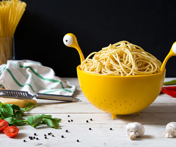 Flying Spaghetti Monster Colander Perfect for Pastafarians