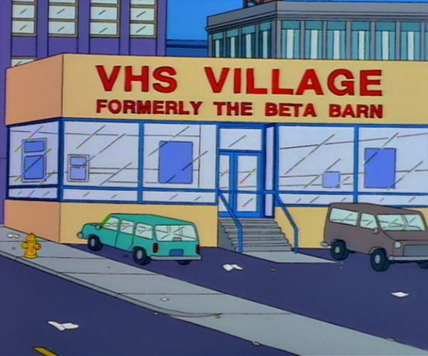 Was Beta Really Better than VHS?