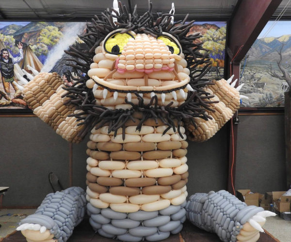 Where the Wild Things Are Gets the Balloon Animal Treatment