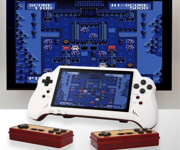 FC Pocket HDMI Combines Portable Famicom Gaming with HDMI Output