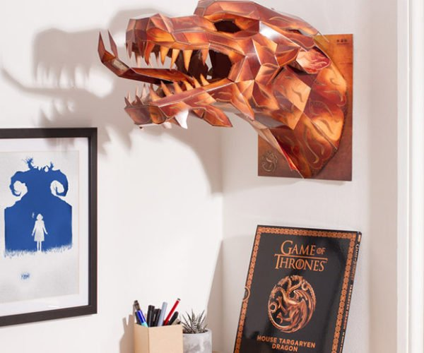 Game of Thrones Geometric Sigil Wall Masks: Paper Cuts Are Coming