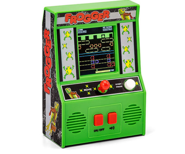 Bring the Arcade Anywhere with These Classic Arcade Mini Cabinets
