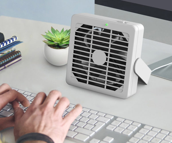 Little Big Fan USB Desk Fan: Big Breeze in a Little Box