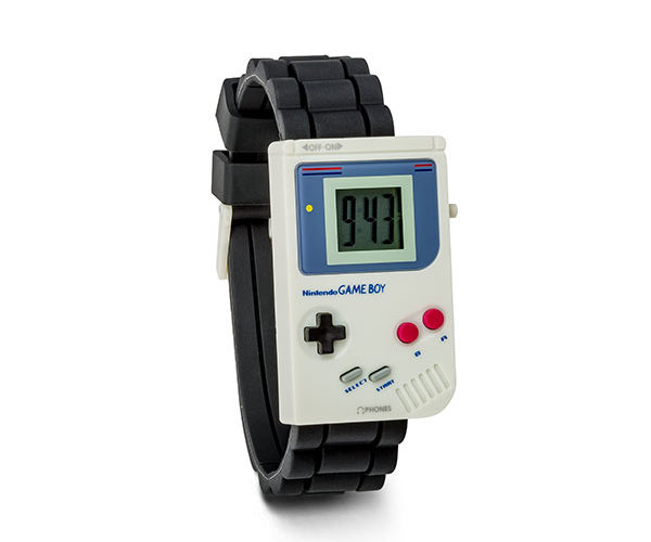 Nintendo Game Boy Classic Watch Sadly Doesn't Play Tetris