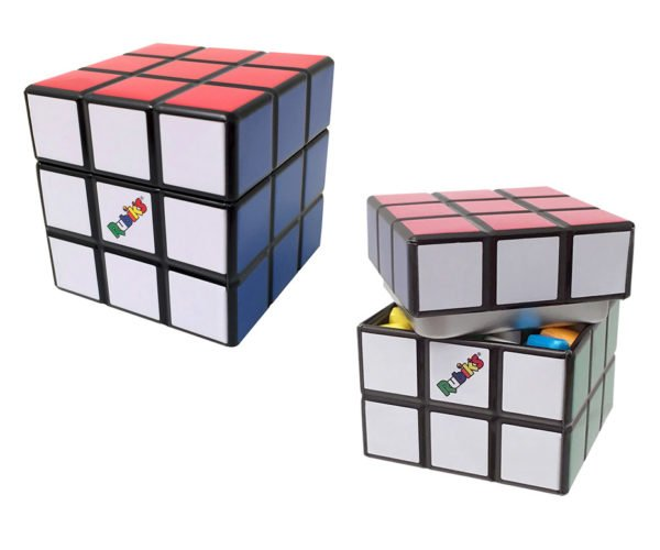 Rubik's Candy Cube Comes Pre-Solved