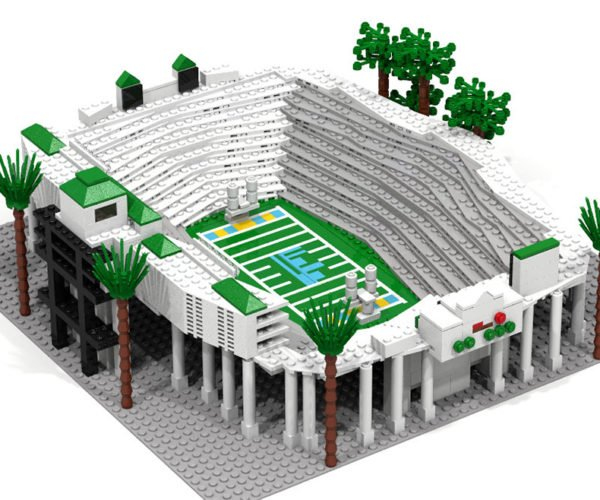 StadiumBrick Makes Awesome LEGO Stadium Kits