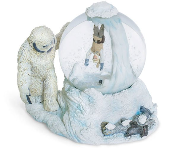 Wampa and Space Slug Snow Globes: From The Empire Strikes Back Souvenir Shop