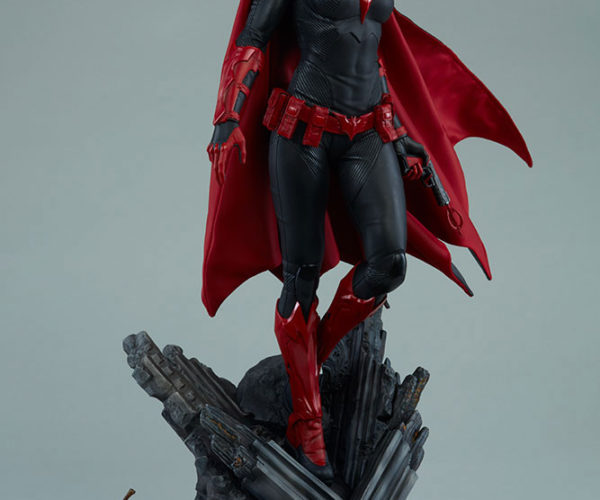 Sideshow Collectibles Batwoman Statue: Red & Black Cost a Lot of Green