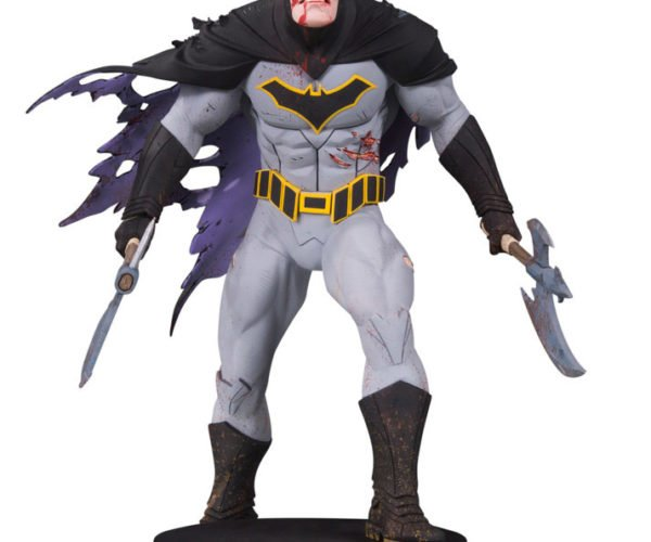DC Collectibles Dark Nights Metal #1 Batman Statue: Polystonium
