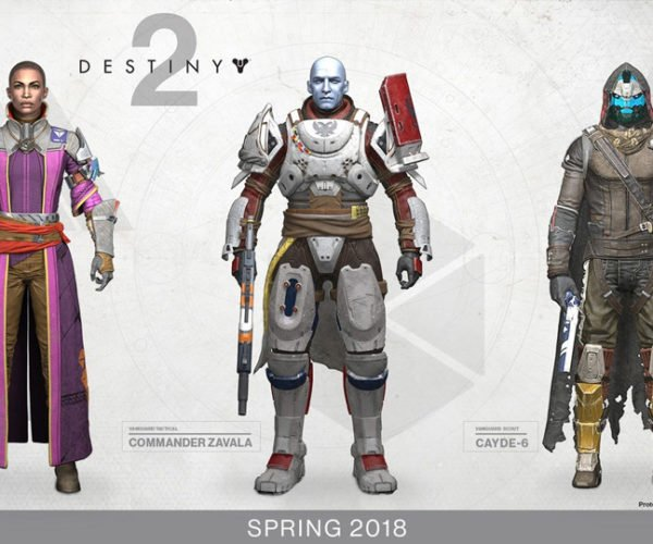 McFarlane Toys Destiny 2 Ikora Rey, Zavala & Cayde-6 Action Figures: Hey, Take Us with You