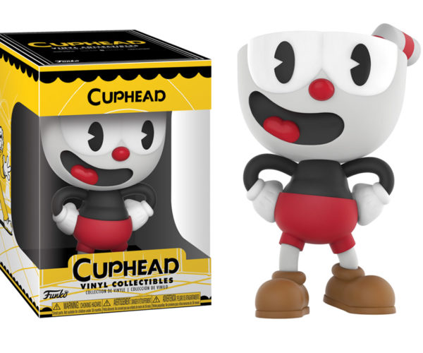 Cuphead x Funko Vinyl Figures Won't Torment You Like the Game