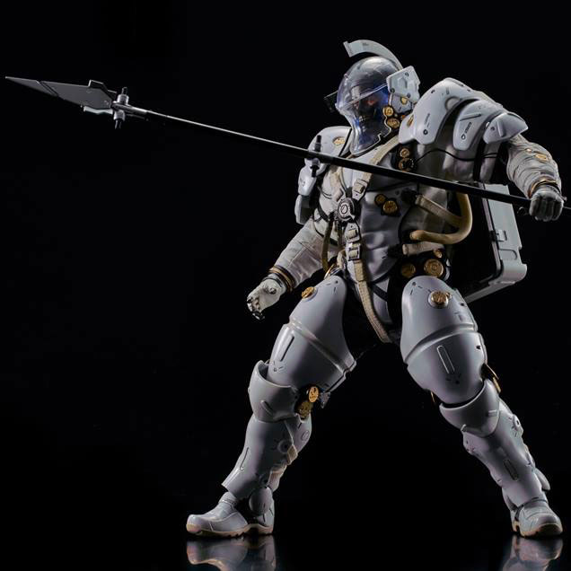 sentinel x kojima productions ludens 16 scale action