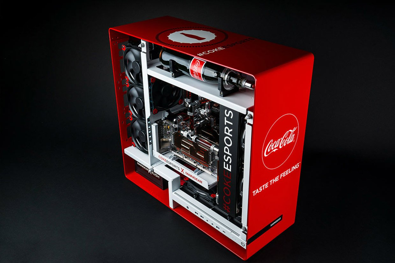 Image Result For Ferrari Themed Pc Build