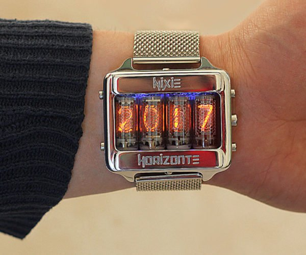 The Best Nixie Tube Watch Ever