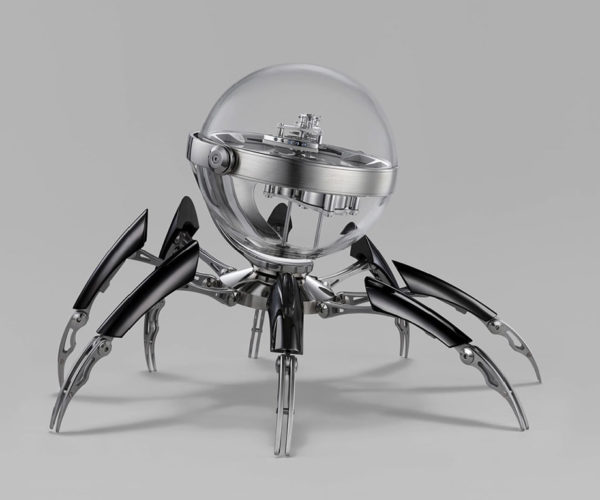 This $36,000 Octopod Clock Is the Best Possible Way to Tell Time