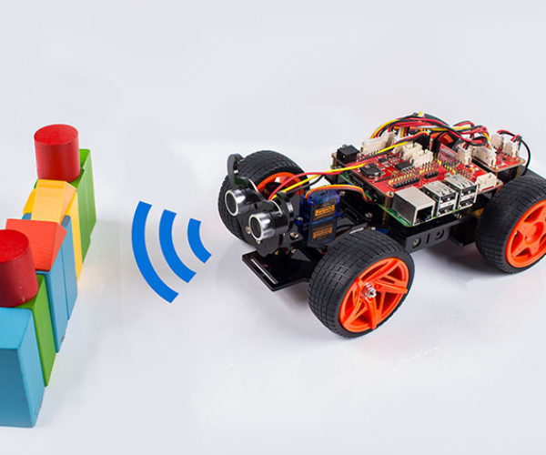 Learn Robotics by Building an Autonomous Car