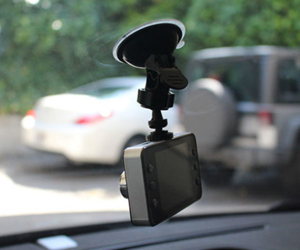 Gain an Extra Pair of Eyes on the Road With This Bargain-priced Dash Cam