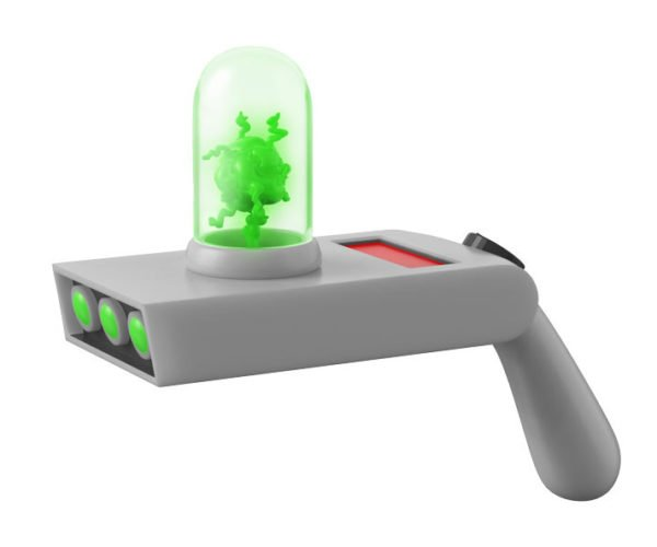 Funko Releasing Life-size Rick & Morty Portal Gun Toy