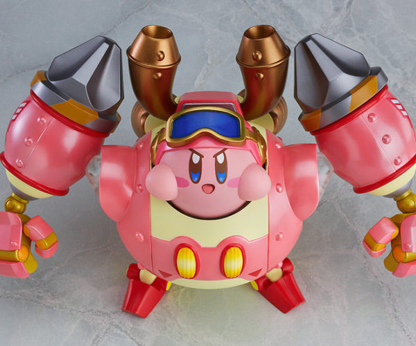Nendoroid More: Robobot Armor & Kirby: Mimech