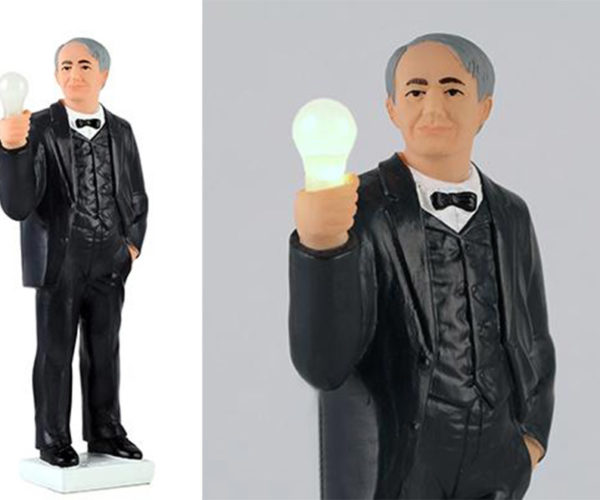 Solar-powered Edison Light Is a Bright Idea