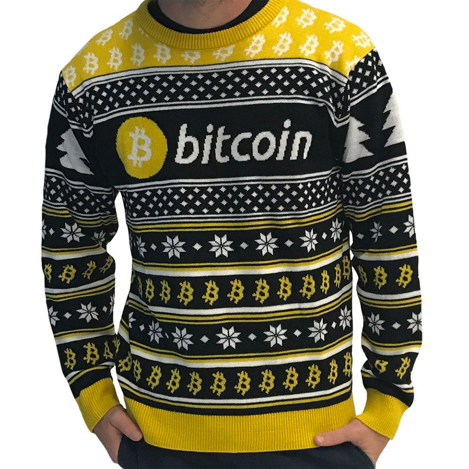88e0bbb98d74d0 Cryptocurrency Ugly Sweaters Are Already Worth Double What You Paid for Them