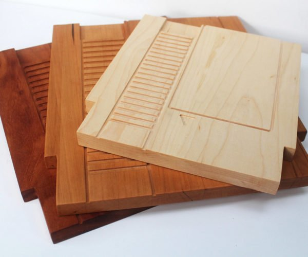 Game Cartridge Cutting Boards: For Nintendiced Veggies