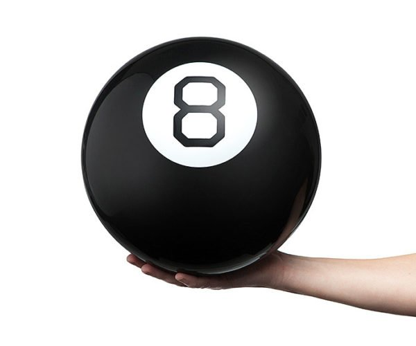 Gigantic Magic 8 Ball Still Won't Tell You What You Want to Hear