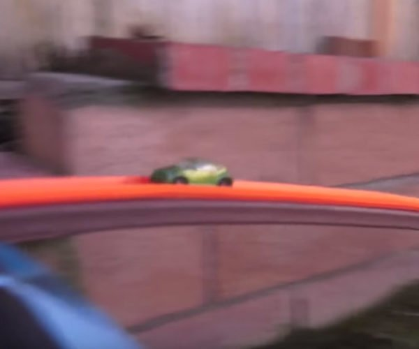 This Hot Wheels Track Is a Kid's Dream Come True