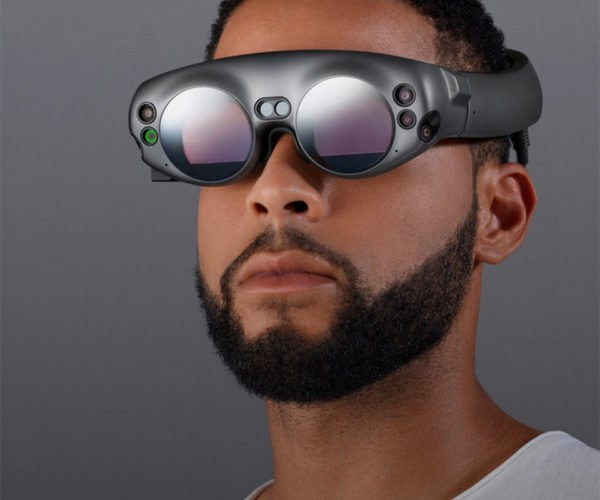 Magic Leap One Augmented Reality Goggles Unveiled