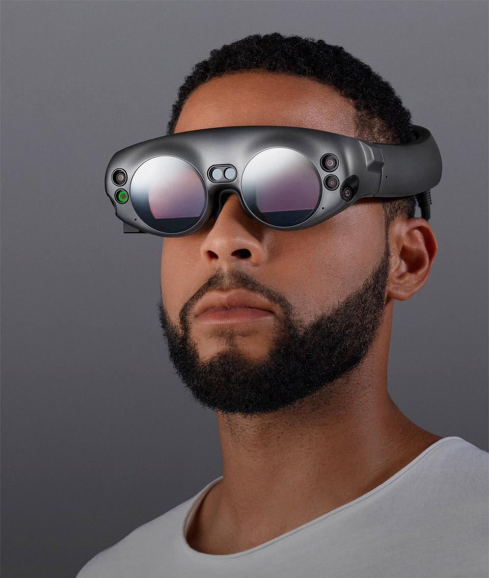 Magic Leap Headset, Augmented Reality Tech, Unveiled