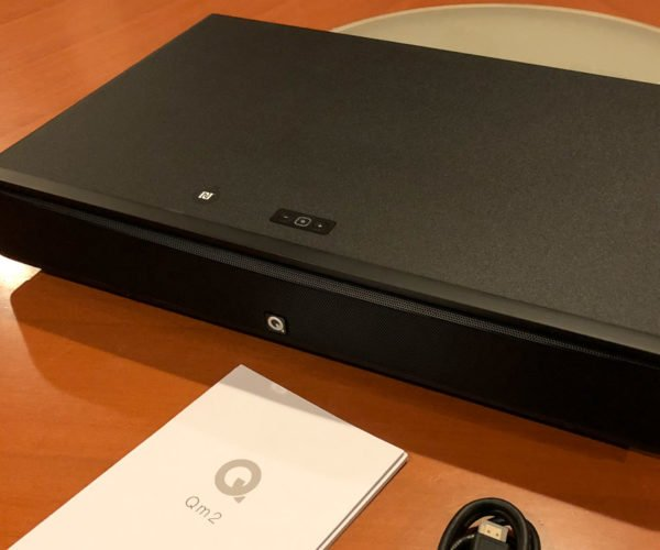 Q Acoustics M2 Soundbase Speaker Review: Upgrade Your TV Sound and Music Listening