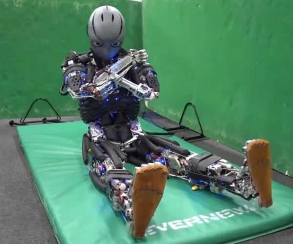 These Robots Exercise, Sweat, And Are Ready for a Montage